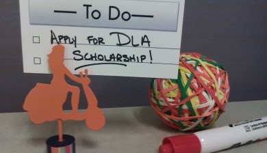 DLA Architects THINK [about architecture] Scholarship