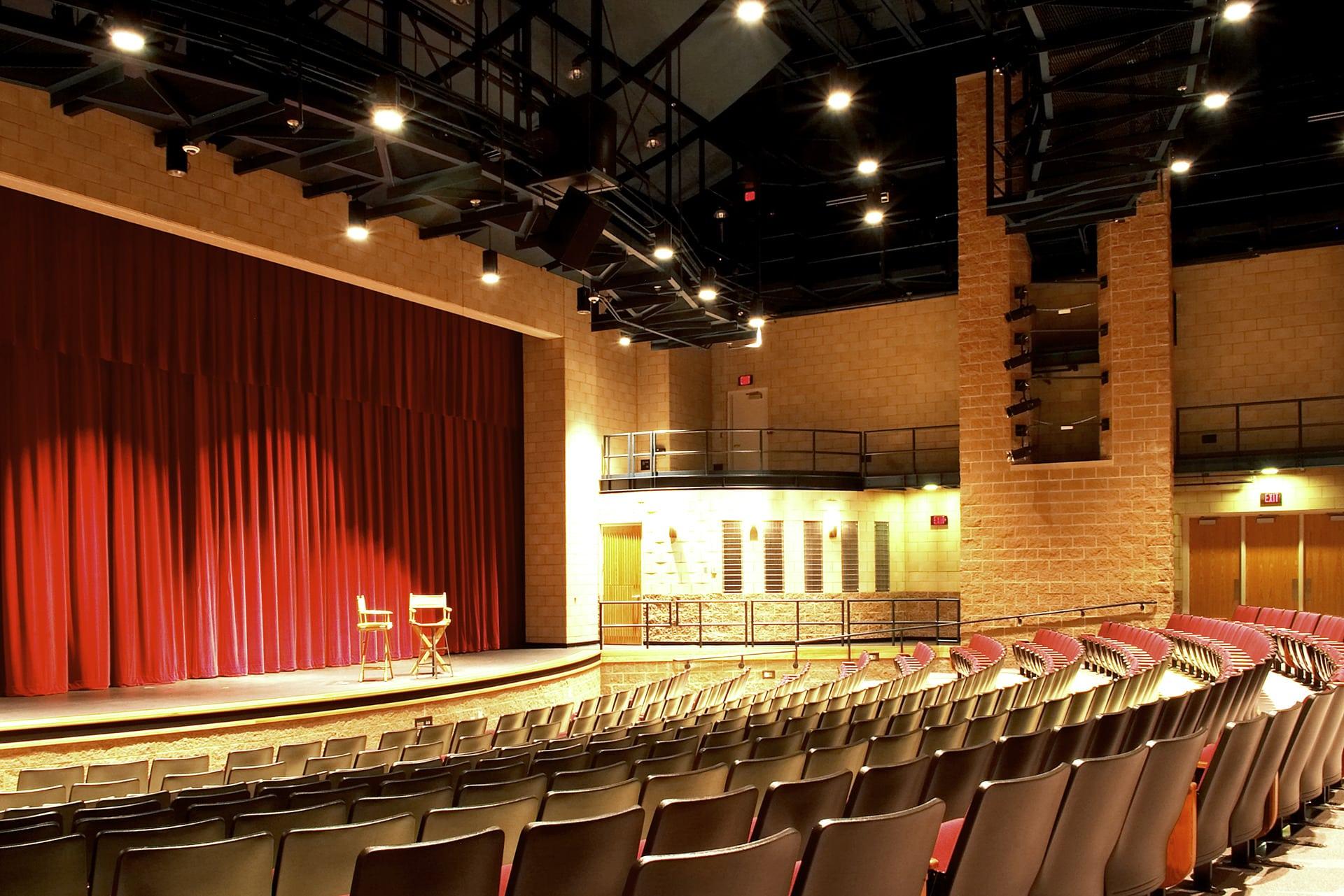 Image result for schaumburg high school auditorium