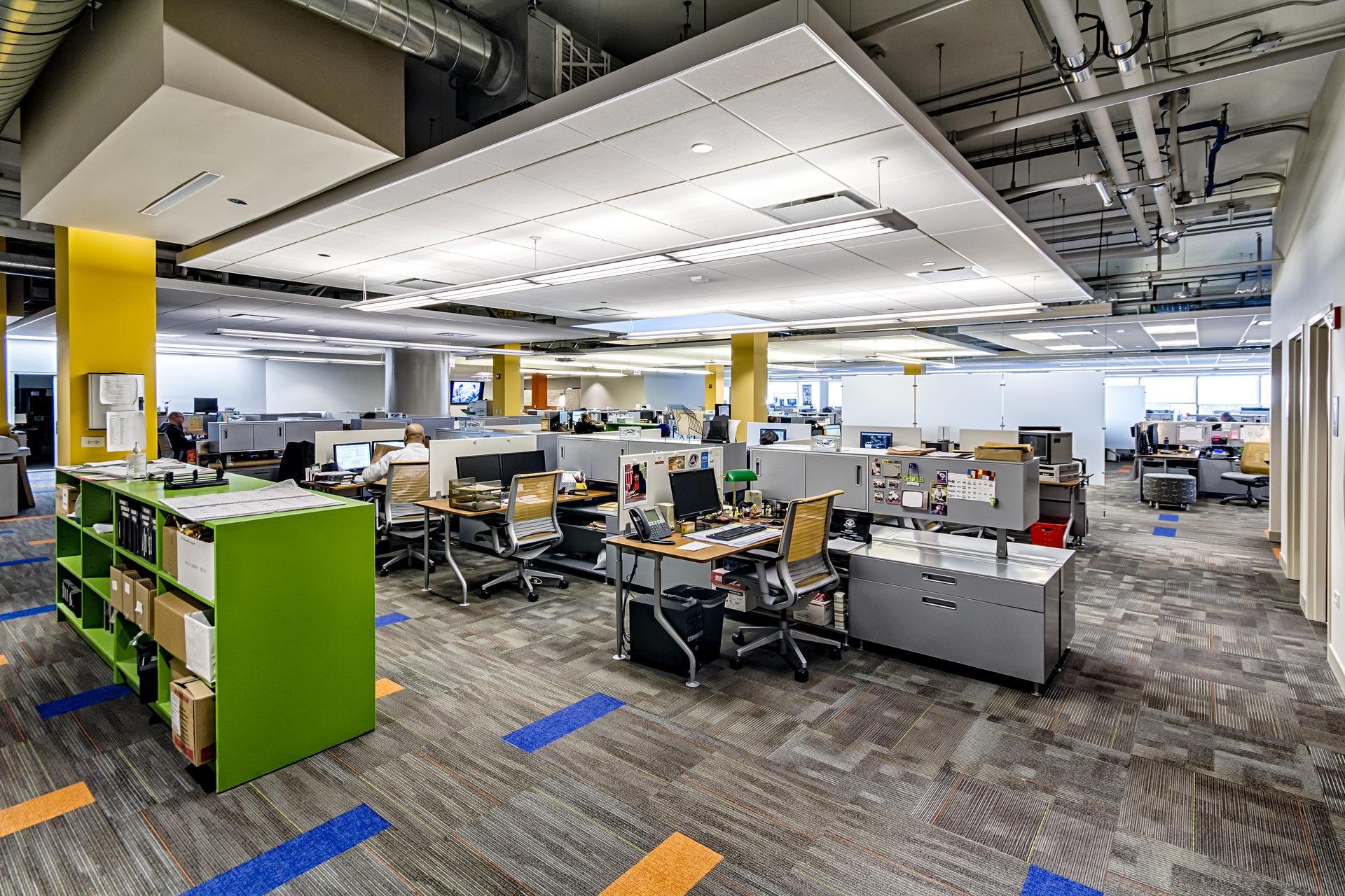 Open Office Layout
