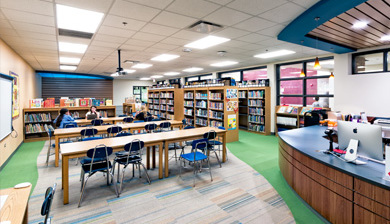 Western Springs School District 101 - Library Media Center