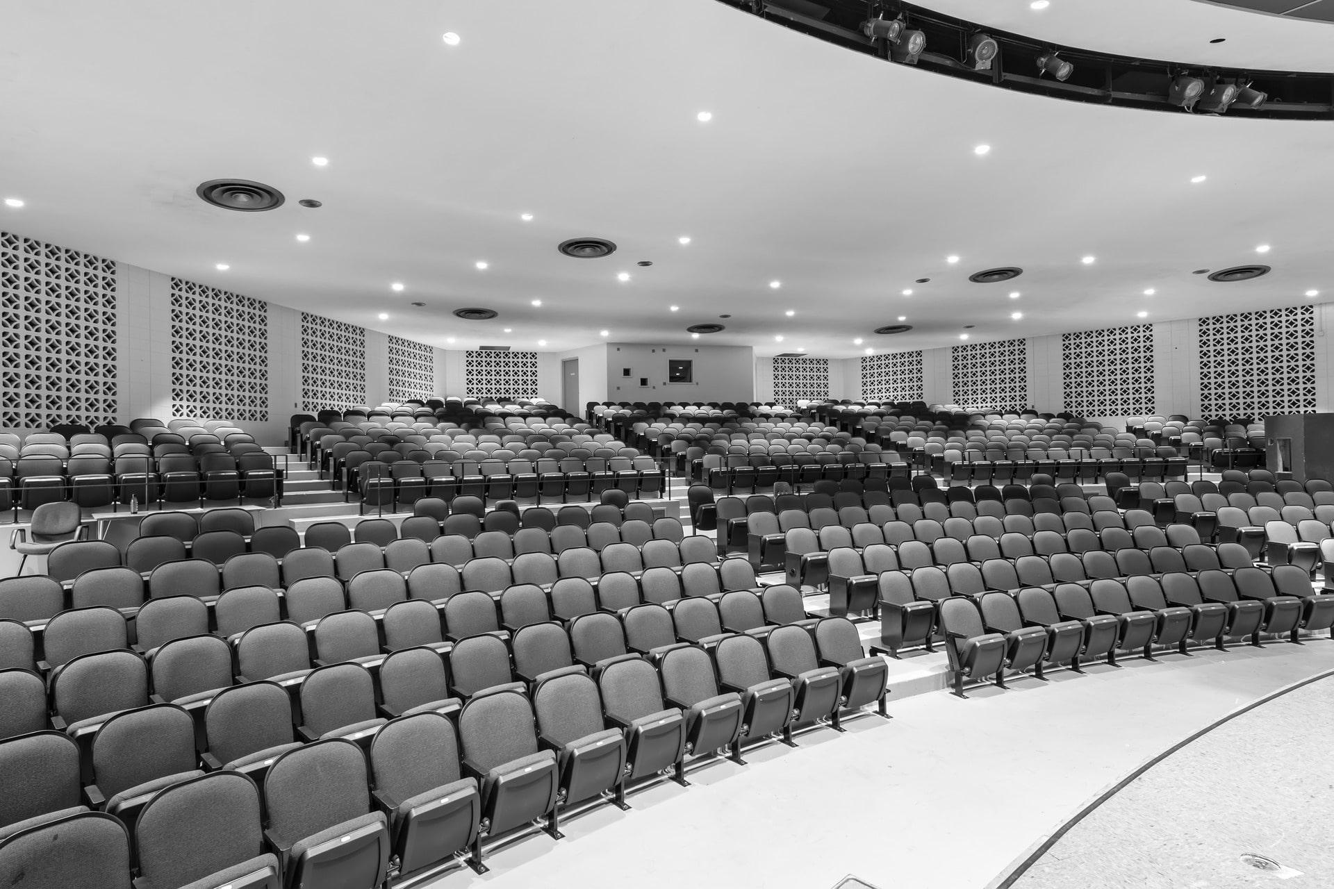 Kankakee Auditorium Before