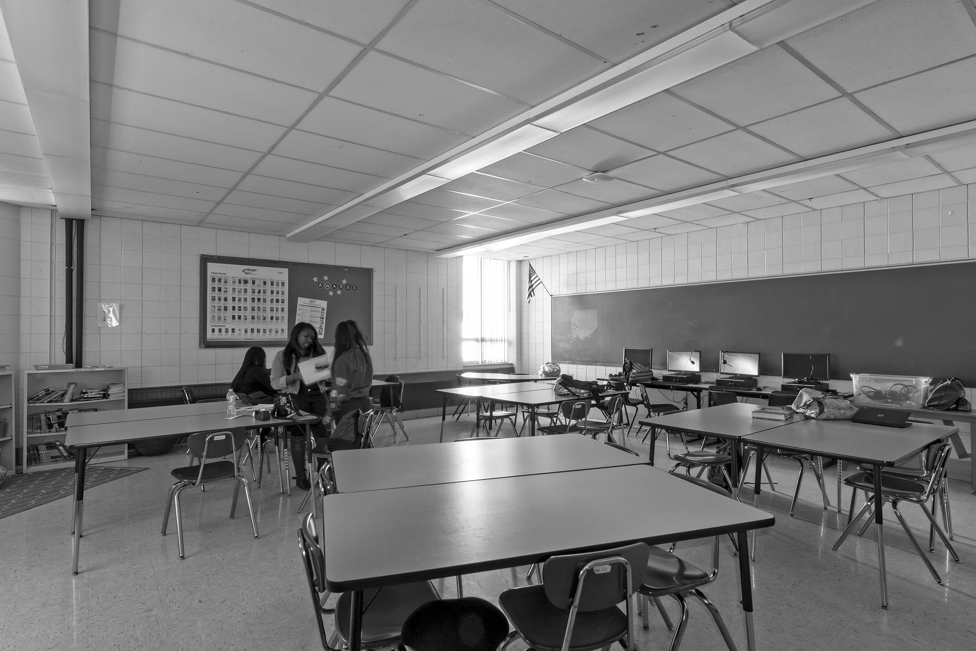 Kankakee Classroom Before